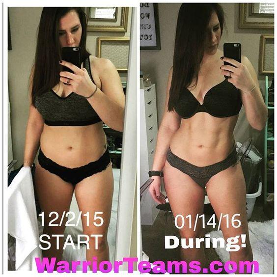 6weeks! Nice work Sadie!!! #bikinibody #dedication #motivation #bikini #bodybychrisrogers #warriorteams #fitnesslifestyle #fitness #nutrition #lifestylenotdiet #eat #cleaneating #fitfam #npc