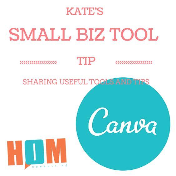 Kate's Small Biz Tool – Canva