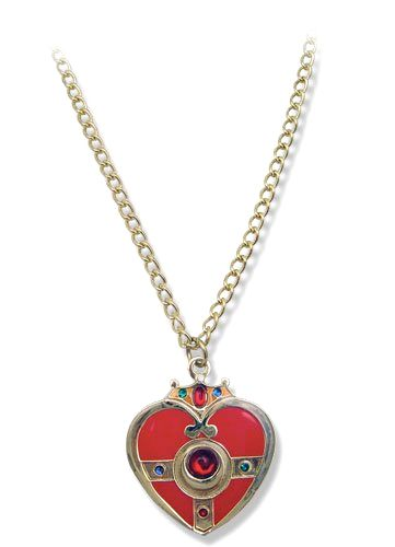 New official Sailor Moon Cosmic Heart Necklace! --> http://www.moonkitty.net/reviews-buy-sailor-moon-jewelry.php