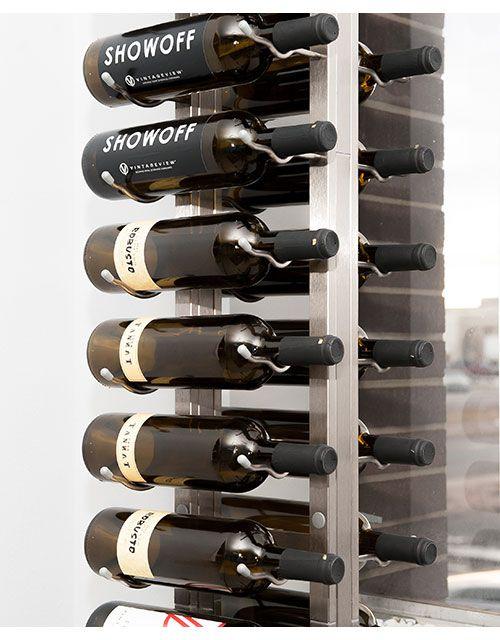 Floor To Ceiling Mounting Frame Magnum Metal Wine Rack Wine Rack Wine Rack Design