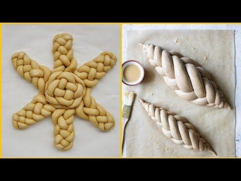 انواع جديدة من معجنات السنبلة ضفائر عجيبة لن تصدق تشكيلها New Types Of Pastries Wow Wonderful Youtube Savoury Baking Savory Baking