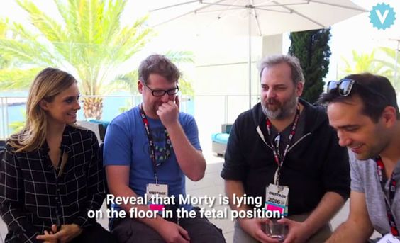 The Cast Of 'Rick And Morty' Recorded A Live Mini-Episode Teasing A Full Length Movie  With   Rick and Morty   not returning to Adult Swim until  sometime later in 2016 , TBD, fans are dealing by consuming every little crumb Harmon and company throws our way, from the characters  recreating a court transcript  to a   Rick and Morty  Pokemon-style game  and even a  random cameo in the  Justice League  trailer  that got people worked into a frenzy.   Now,  in collaboration with Vulture..
