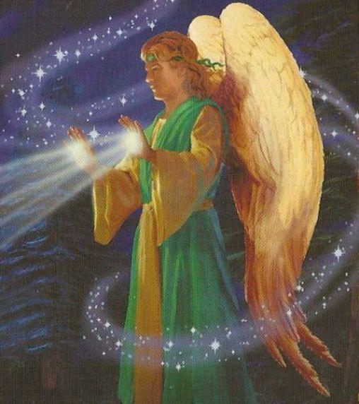 Ele tem a responsabilidade de promover a cura física e espiritual. É considerado o guardião da saúde e está presente principalmente em hospitais e lares onde existe gente enferma. Também é um anjo confortador, ajuda as pessoas em situações de desespero e tem o poder de acalmar. Esse arcanjo também protege as atividades criativas. #misticosonline #misticos #tarot #tarotonline #anjos #arcanjos #Rafael #cura #pazeluz