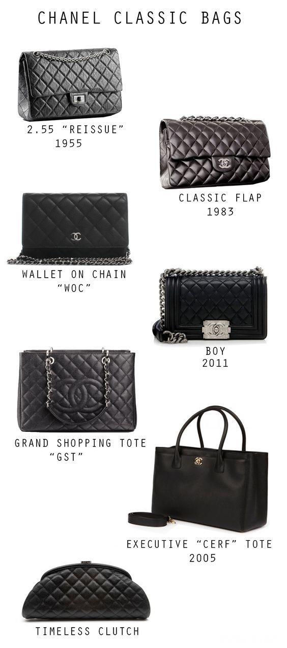 Chanel Handbags & more
