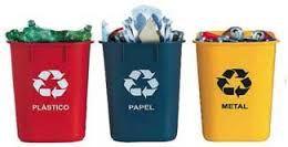 Resultado de imagem para como começar a fazer separação do lixo