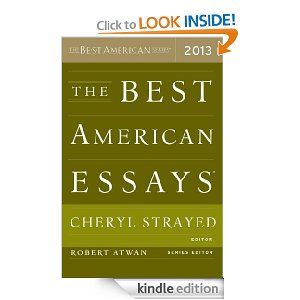 Best american essays 2013 epub