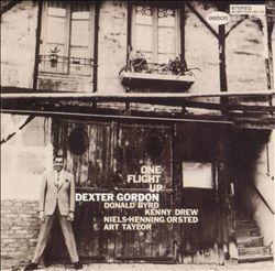 "Dexter Gordon's ""One Flight Up"" album #NowPlaying #Jazz:"