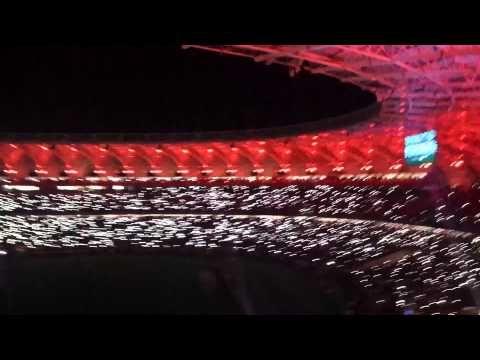 Gigante Da Beira Rio Show De Luzes Estadio Mais Lindo Do Brasil Youtube Estadio Internacional Futebol Clube Sport Clube Internacional