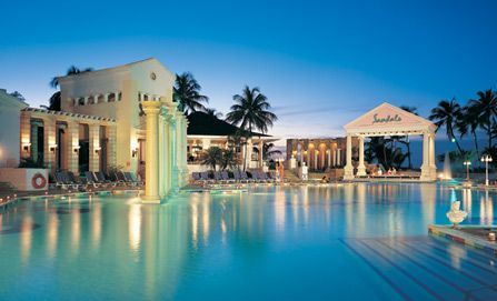 Sandals Bahamas....been there.  VERY nice place!