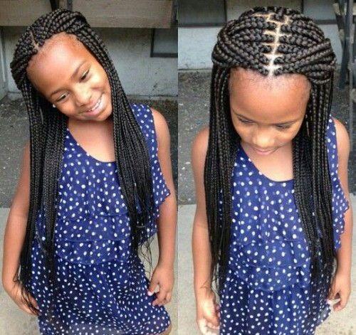 Organic Natural Hairstyles For Black Little Girls Little Girl
