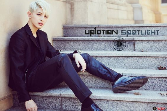 up10tion comeback jinhoo April 2016