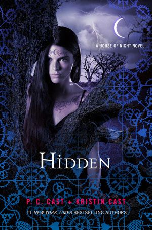 The new House of Night Series