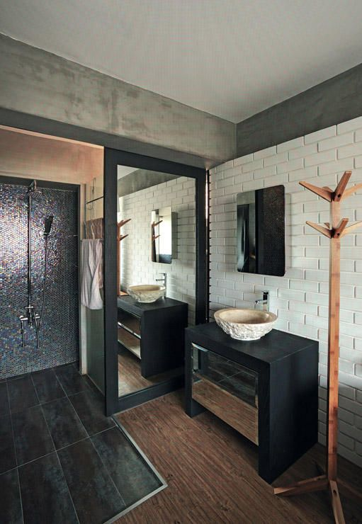 Bathroom Design Ideas 7 Boutique Hotel Style Hdb Flat Bathrooms Sliding Doors Master