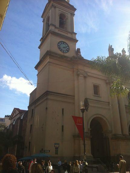Iglesia Matriz, #Montevideo
