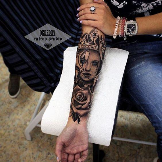 Tatuagens No Antebraco Tatuagem Tatuagem No Antebraco Tatuagem Masculina Antebraco