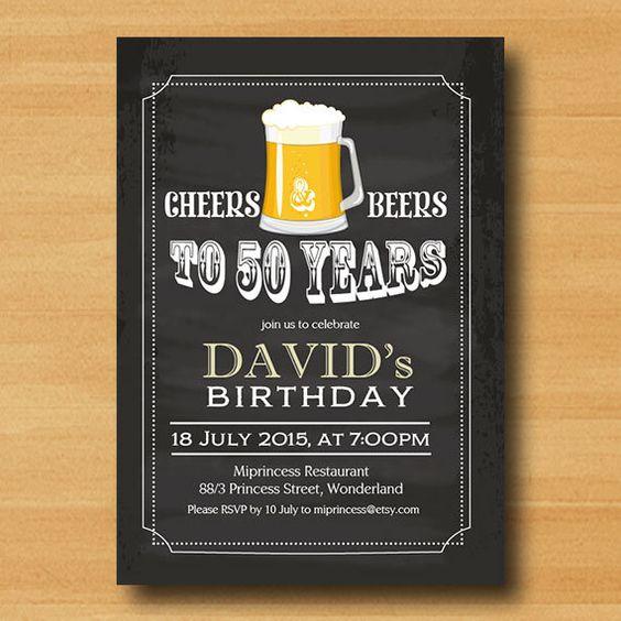 Cheer, Birthdays and Beer on Pinterest