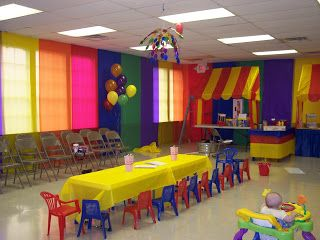 Great Carnival Decorating Ideas Love Using The