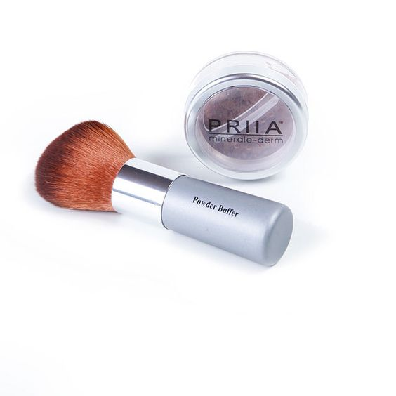 Priia Vacation In a Jar Mineral Bronzer - Acne Safe Products by Studio Blu