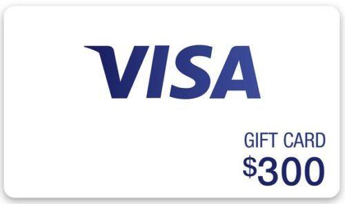 Win A 300 Visa Gift Card Visa Gift Card Free Gift Card Generator Gift Card Generator