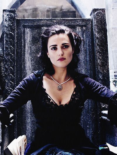 Katie McGrath as Morgana #Merlin | via Tumblr