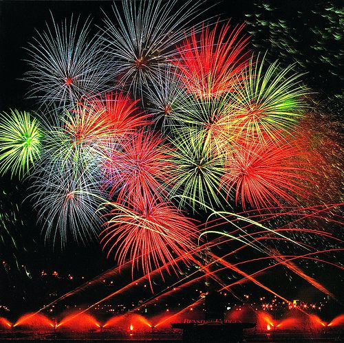 International Fireworks Contest Unveiled in Macao