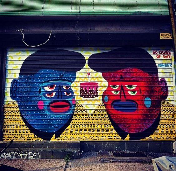 WOMEN STREET ARTISTS