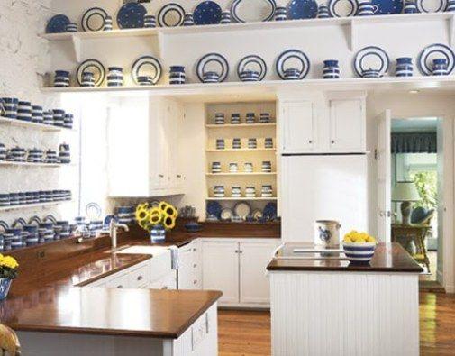 kitchen decor plate collection my future coastal home