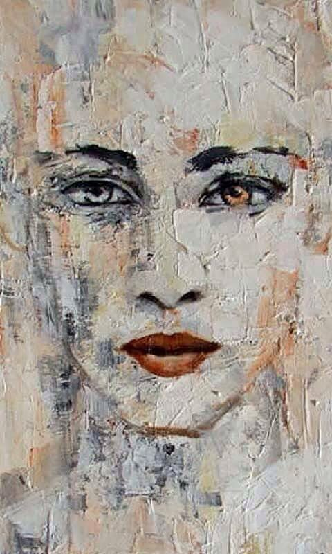 Pin By Tosca Luchese On Parsnip And Paradox In 2020 Portrait Art Abstract Art Painting Portrait Painting