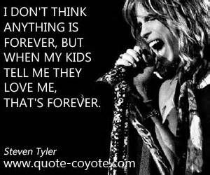 aerosmith steven tyler quotes -