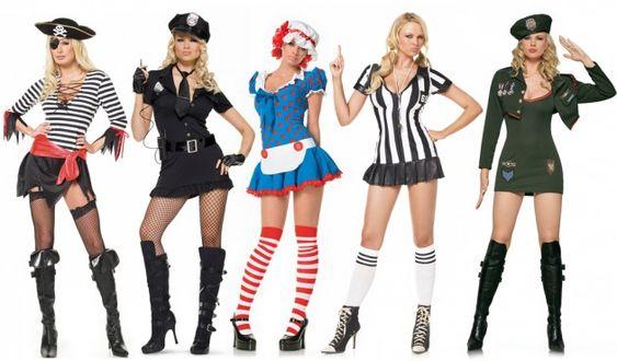 Sexy Halloween Costumes - Good Examples of Women\u0027s Sexy Costumes - sexiest halloween costume ideas