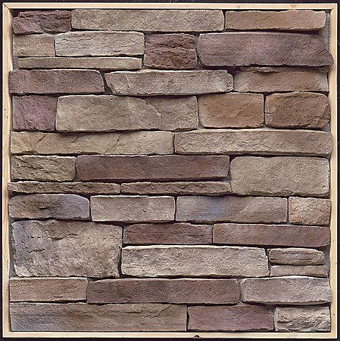 Stonecraft Ledgestone Bucktown Flats 9 Sq Feet The Home Depot Canada Ledgestone Stone Crafts Manufactured Stone Veneer