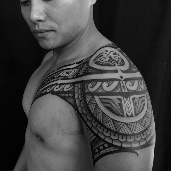 250 Traditional Tribal Tattoo Designs For Men And Women nice