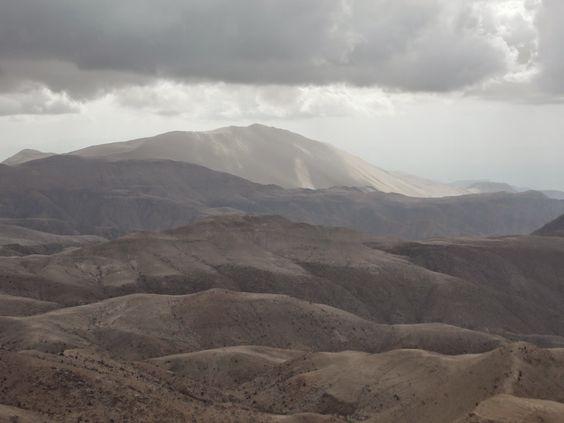 Ist, Moto e Paraglider: 36° dia: de Ica a Pampamarca