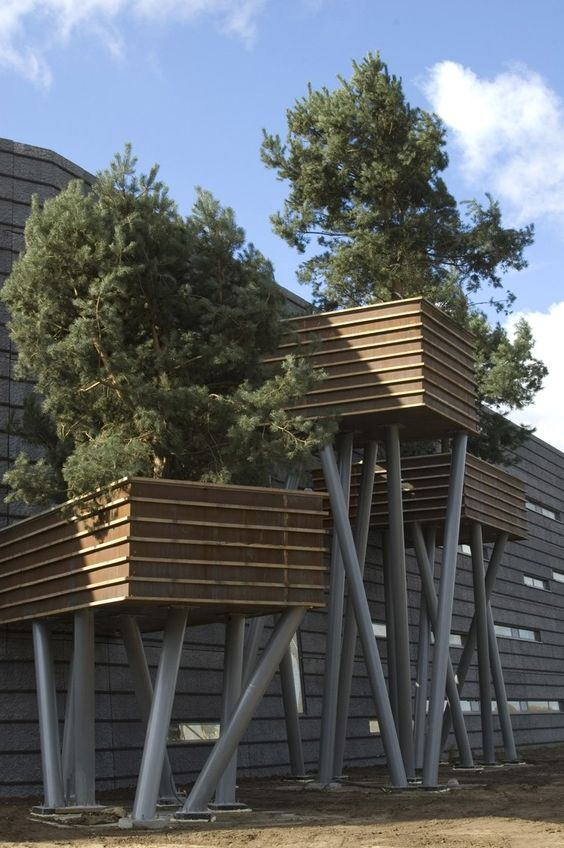 Lovely 8 Best Green Noise Control Images On Pinterest | Acoustic, Landscape  Architecture Design And Arquitetura