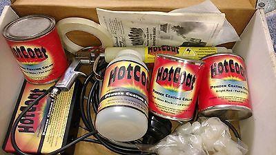 Eastwood HotCoat 198 Powder Coating System w/ extras FiltersPlugsWireTape Man https://t.co/I0TB9rgFgD https://t.co/NNbxRxFRXF