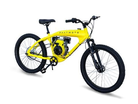 Phatmoto Rover 79cc Motorized Bicycle Pre Sale Limited Stock