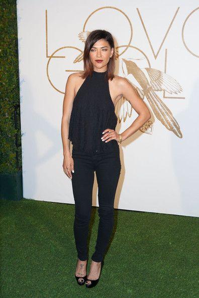 Jessica Szohr Skinny Jeans Looks - StyleBistro