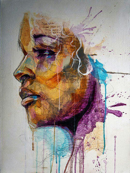 41 best abstract paintings in the world extendcreative for Best mural artist