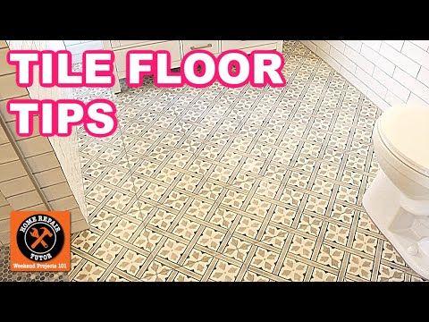 Tile Floor Installation Tips For Bathrooms 7 Must Know Tips Youtube In 2020 Floor Installation Tile Floor Flooring