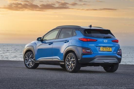 Dit Kost De Nieuwe Hyundai Kona Hybrid Elektromotor Toyota En Motor