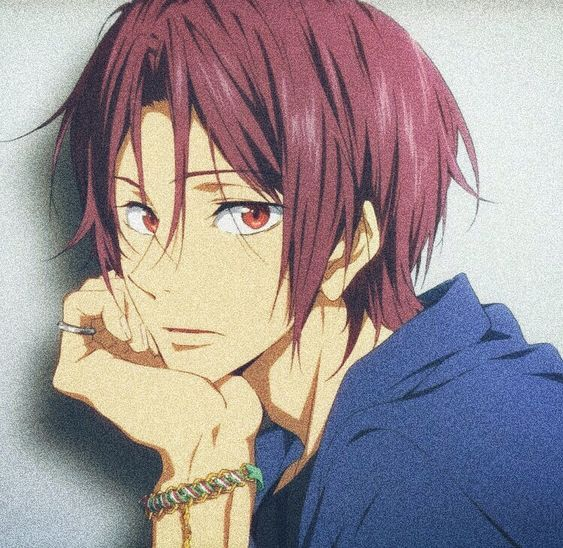 Rin Matsuoka Free Free Anime Anime Anime Guys Matsuoka gou & matsuoka rin. pinterest