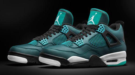 """Air Jordan 4 Retro """"Teal"""""""