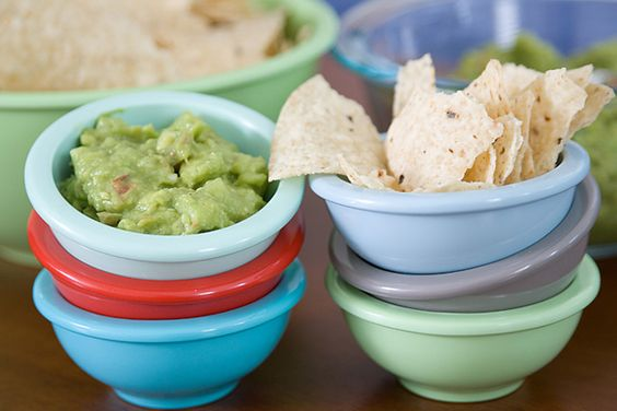 Yellow Pepper Guacamole