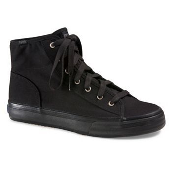 keds champion leather high top sneakers