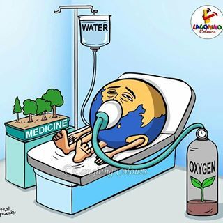This is a problem for our earth!