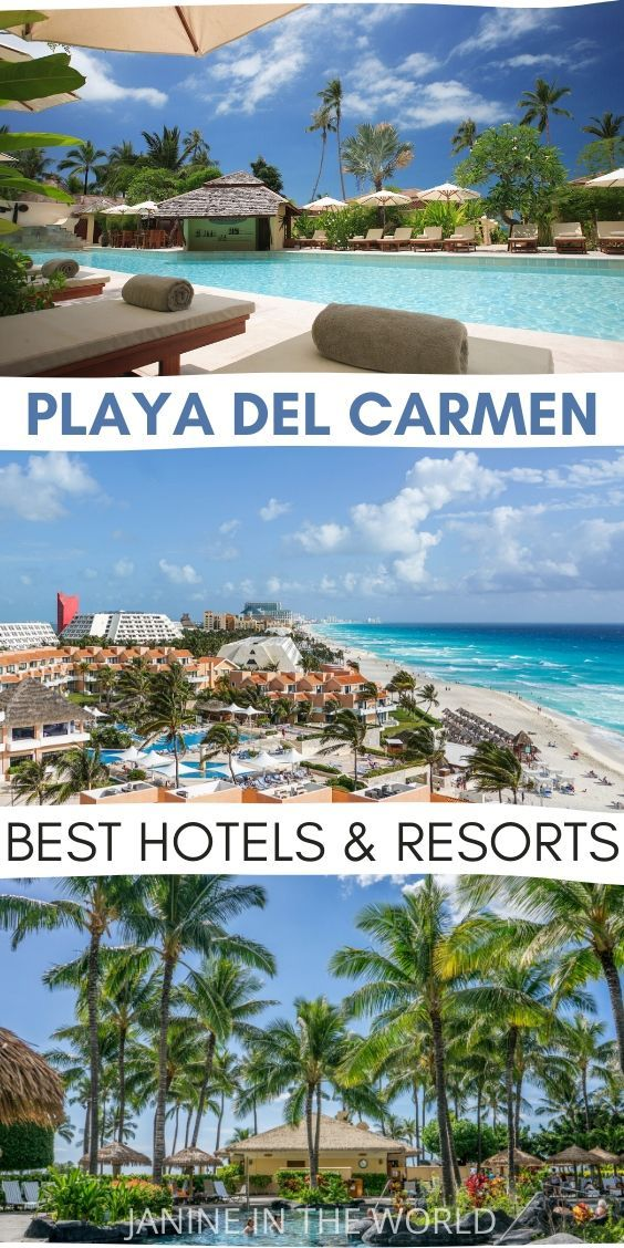 Where To Stay In Playa Del Carmen Mexico Mexico Travel Destinations Mexico Travel Mexico Destinations