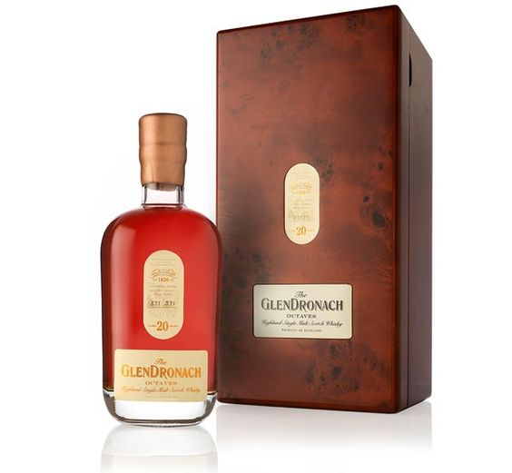 Whisky GlenDronach 20 ans Octaves #whisky #luxe