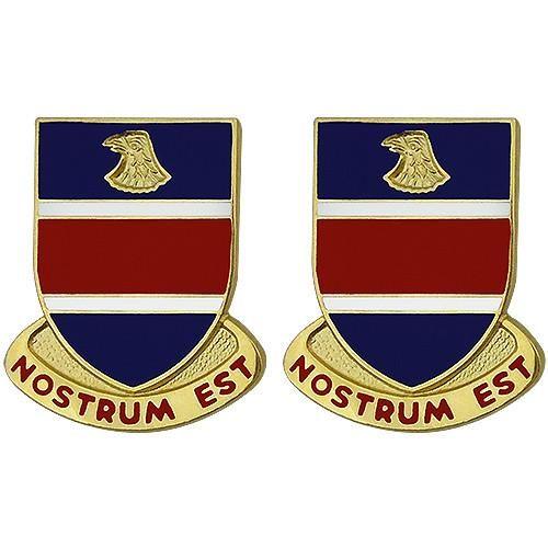 326th Engineer Battalion Unit Crest Military Logo The Unit Battalion