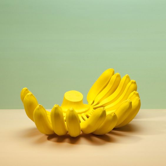 Banana Bowl by Harry Allen for Areaware
