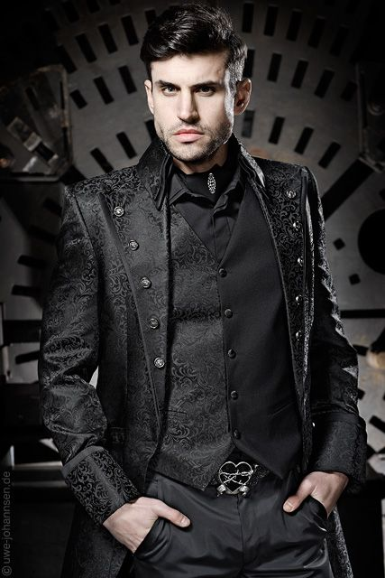Men 39 S Fashion Steampunk And Fashion On Pinterest